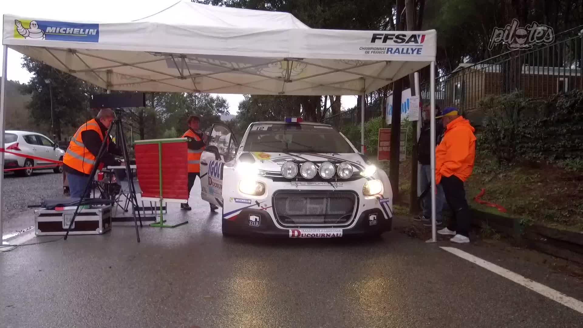 PELLIER Laurent  Rallye du Var 2018