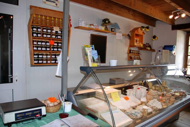 boutique ferme du mas de thomas