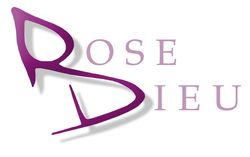 Le domaine Rose Dieu