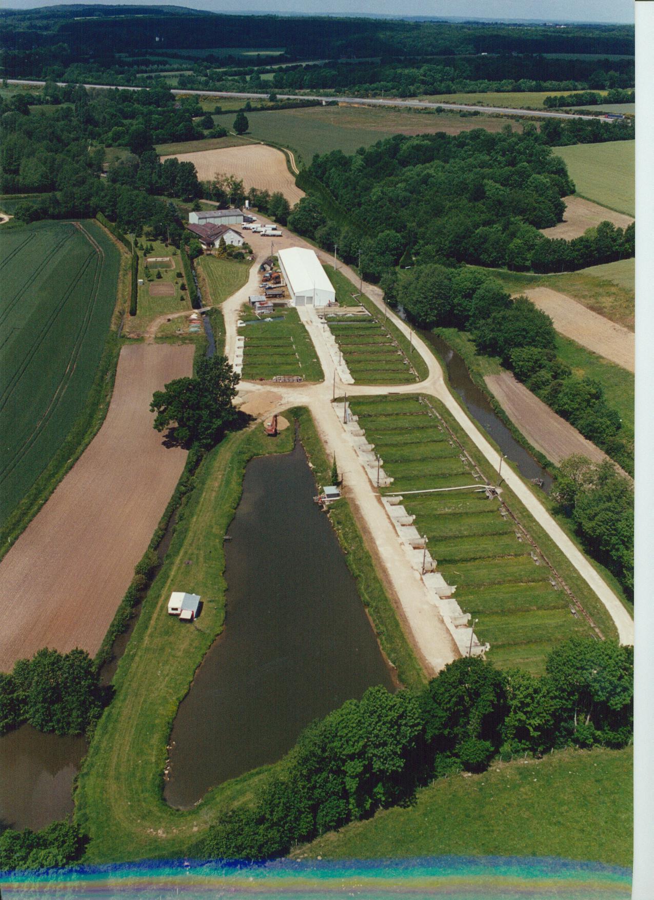 site de la pisciculture