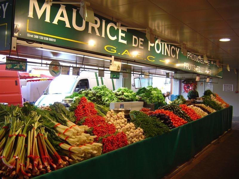 marché de Lagny sur Marne