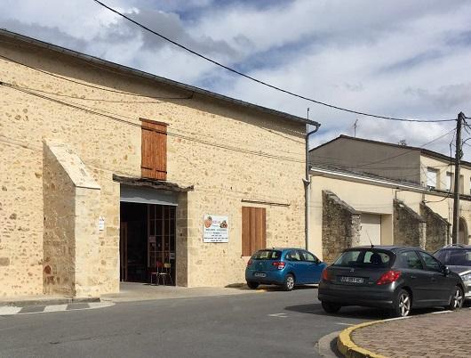 Façade vente directe Soldive Castelnau
