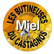 Logo des Butineuses du Castagnos