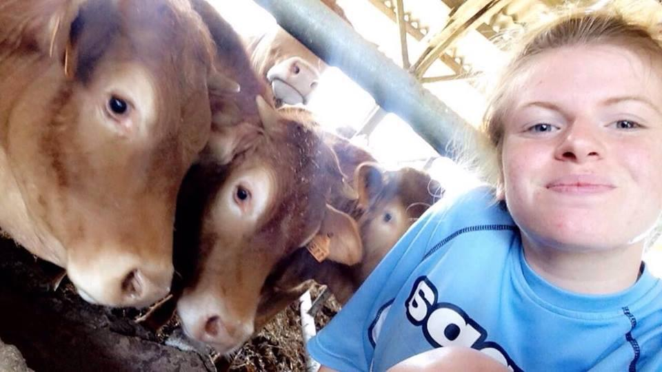 vive les vacances à la ferme!!!
