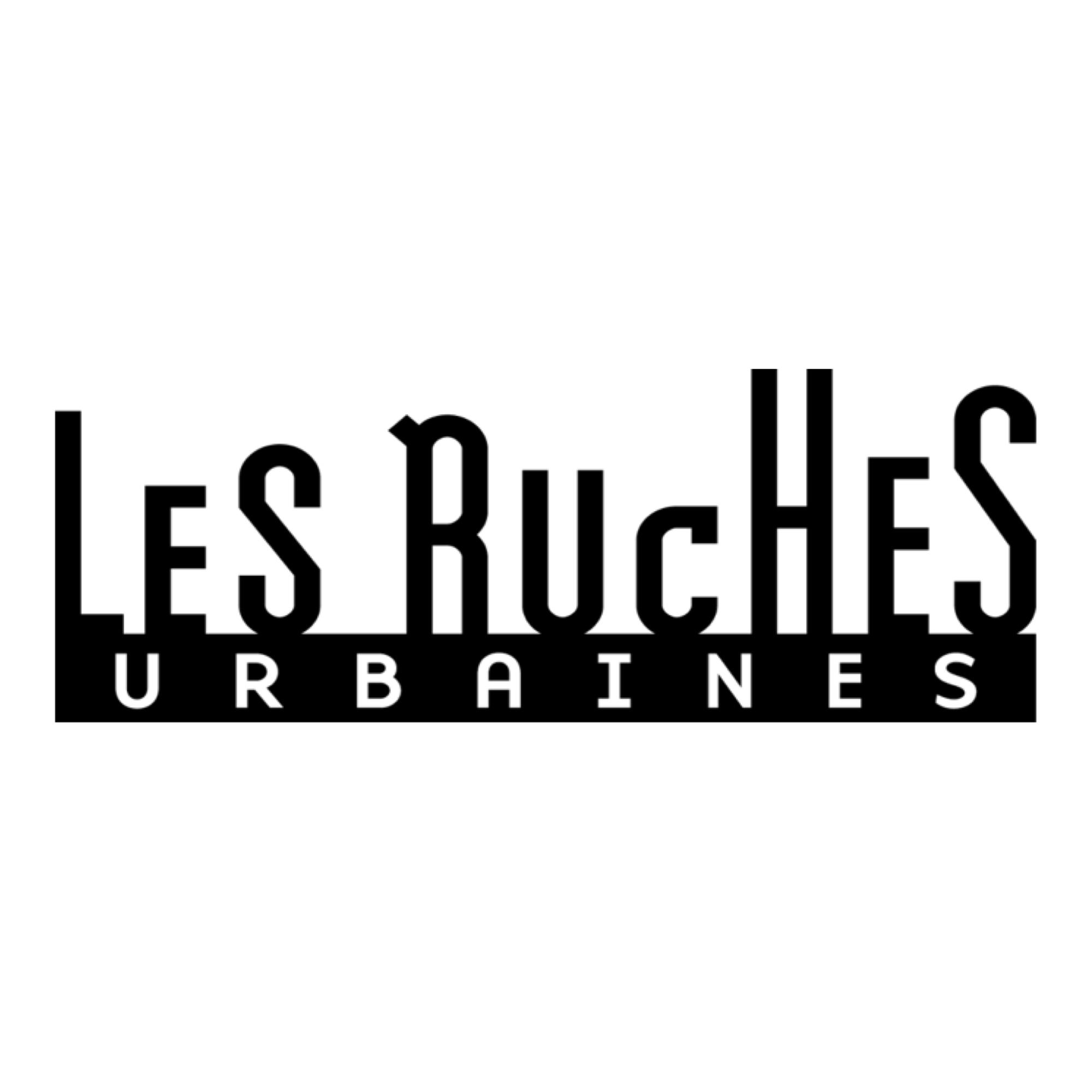 les ruches urbaines logo