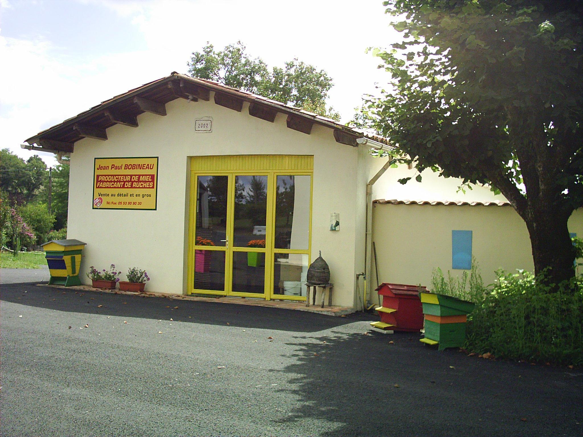 notre boutique d'accueil