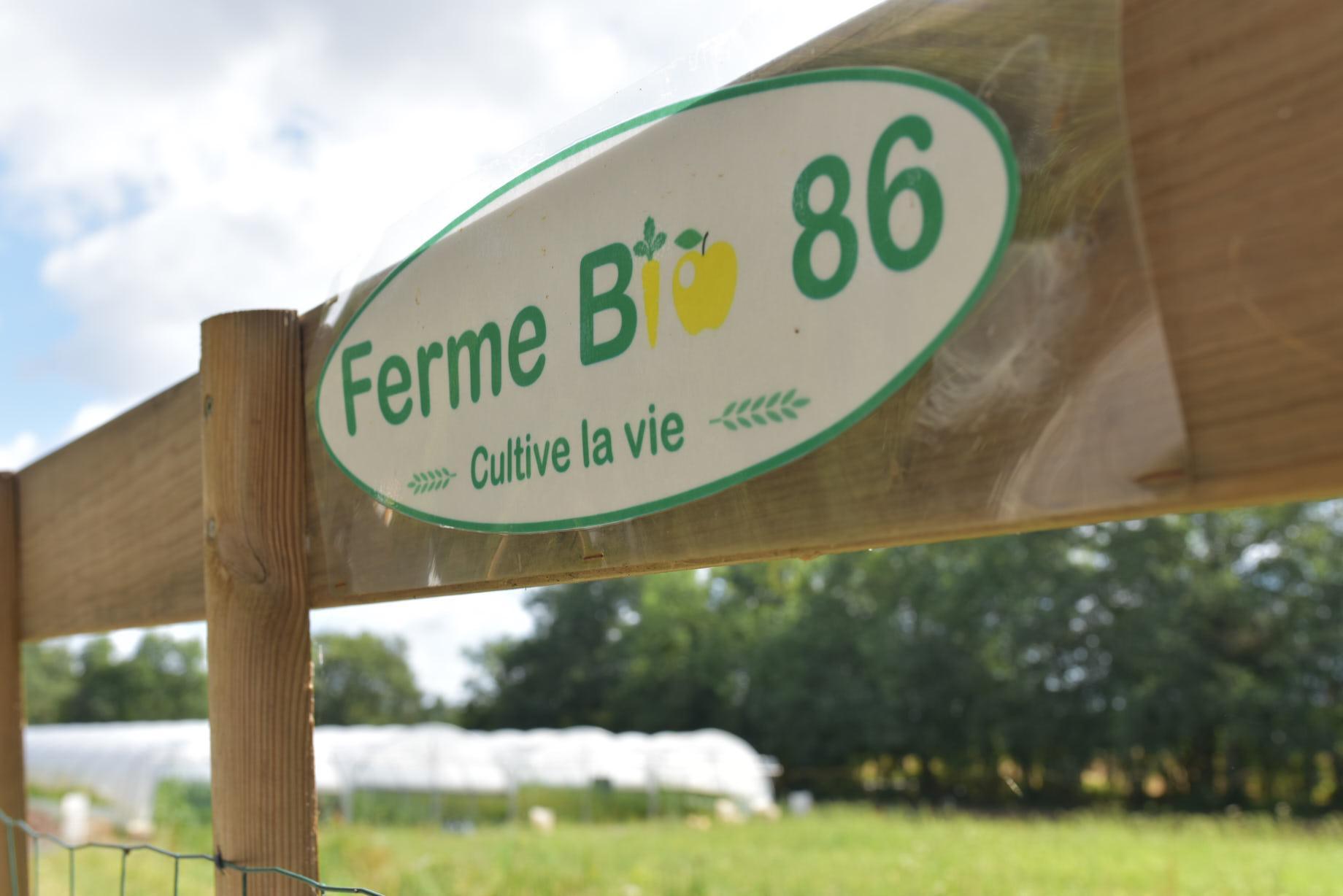 Ferme Bio 86