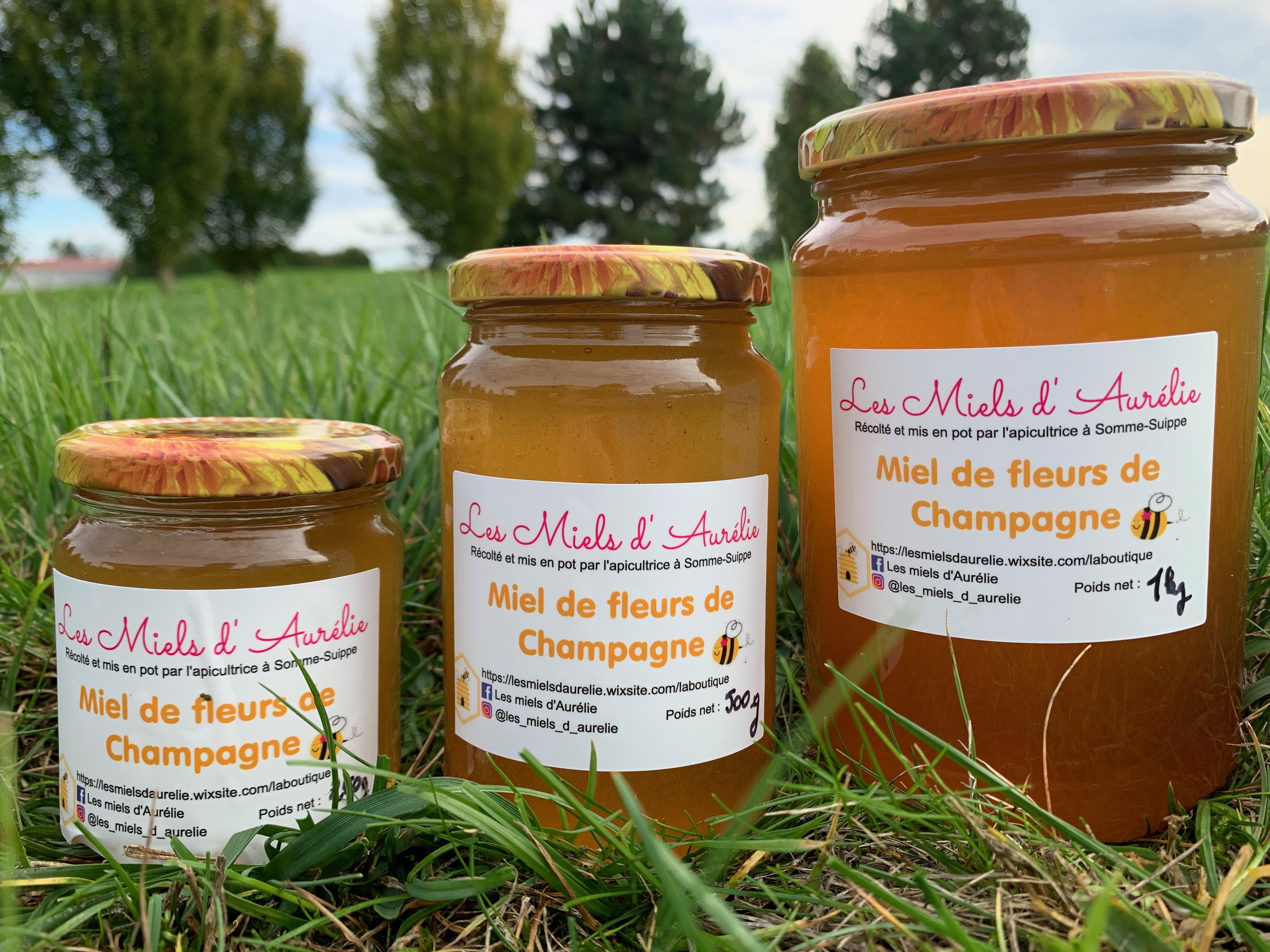 Les miels d'Aurélie