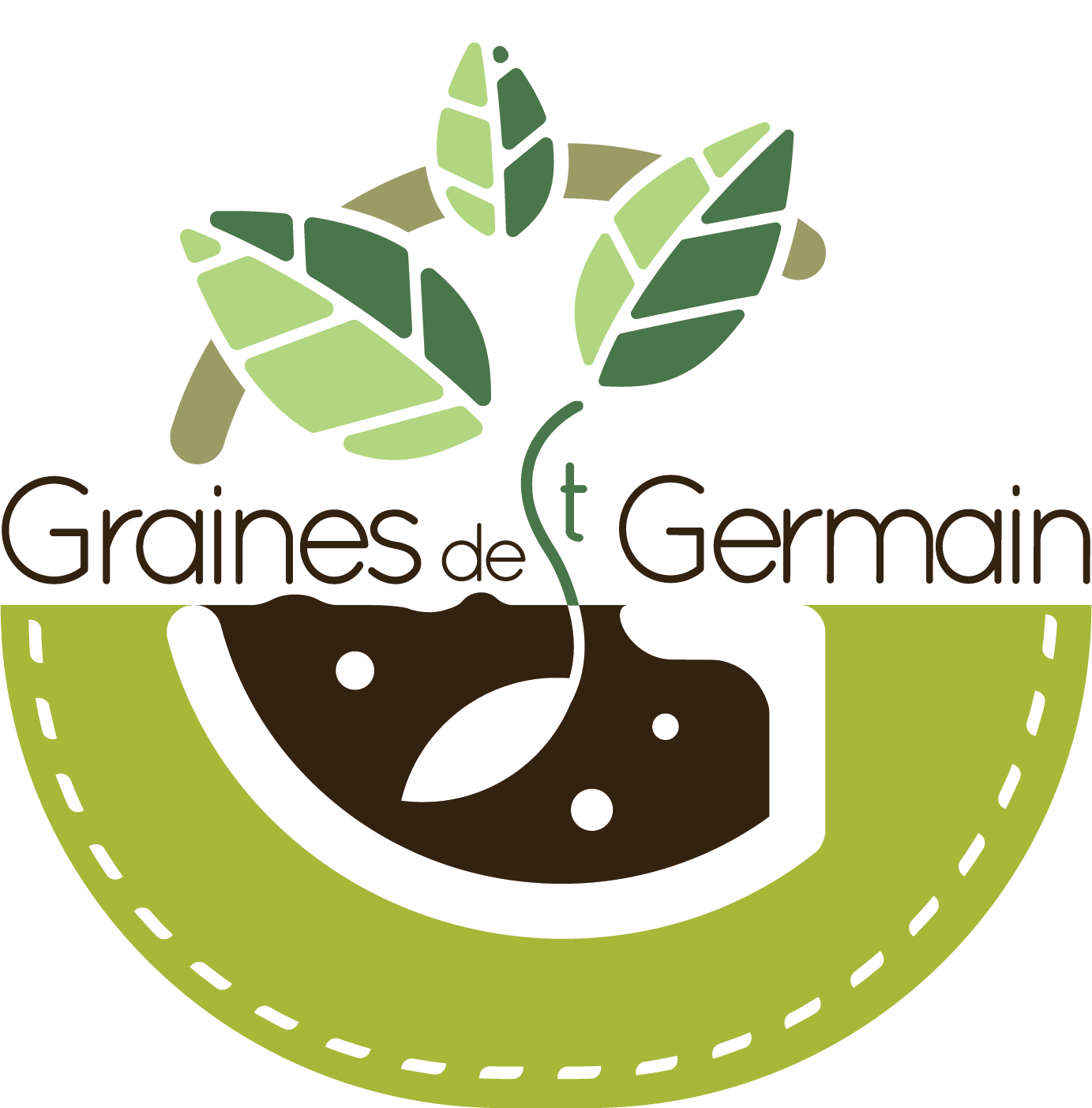 Logo Graines de Saint Germain