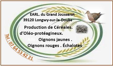 EARL du Grand Jousserot