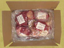 Caissette de viande de boeuf Bio d'Aubrac