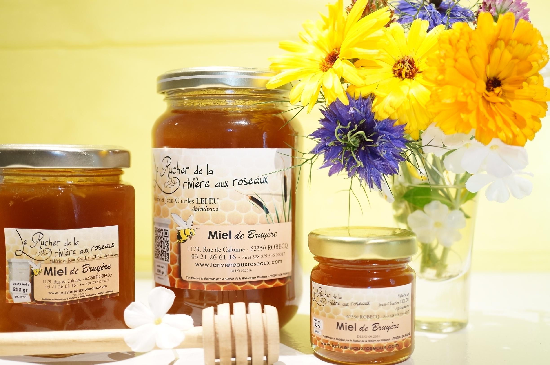Miel de bruyère