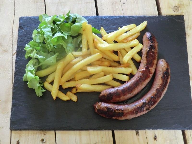 Merguez (50% boeuf +50% agneau) 10€ le kilo