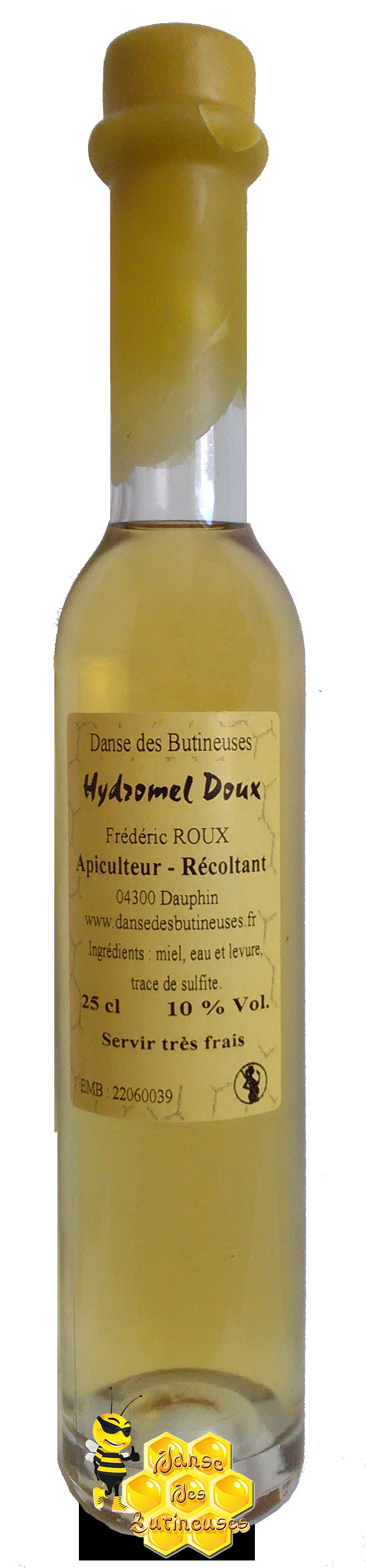 Hydromel Doux - Alc.10% - 25 cl