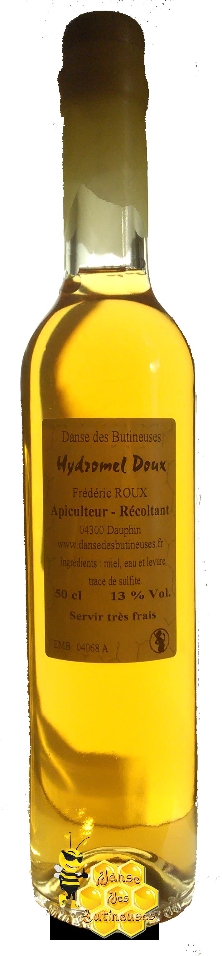 Hydromel Doux - Alc.13% - 50 cl