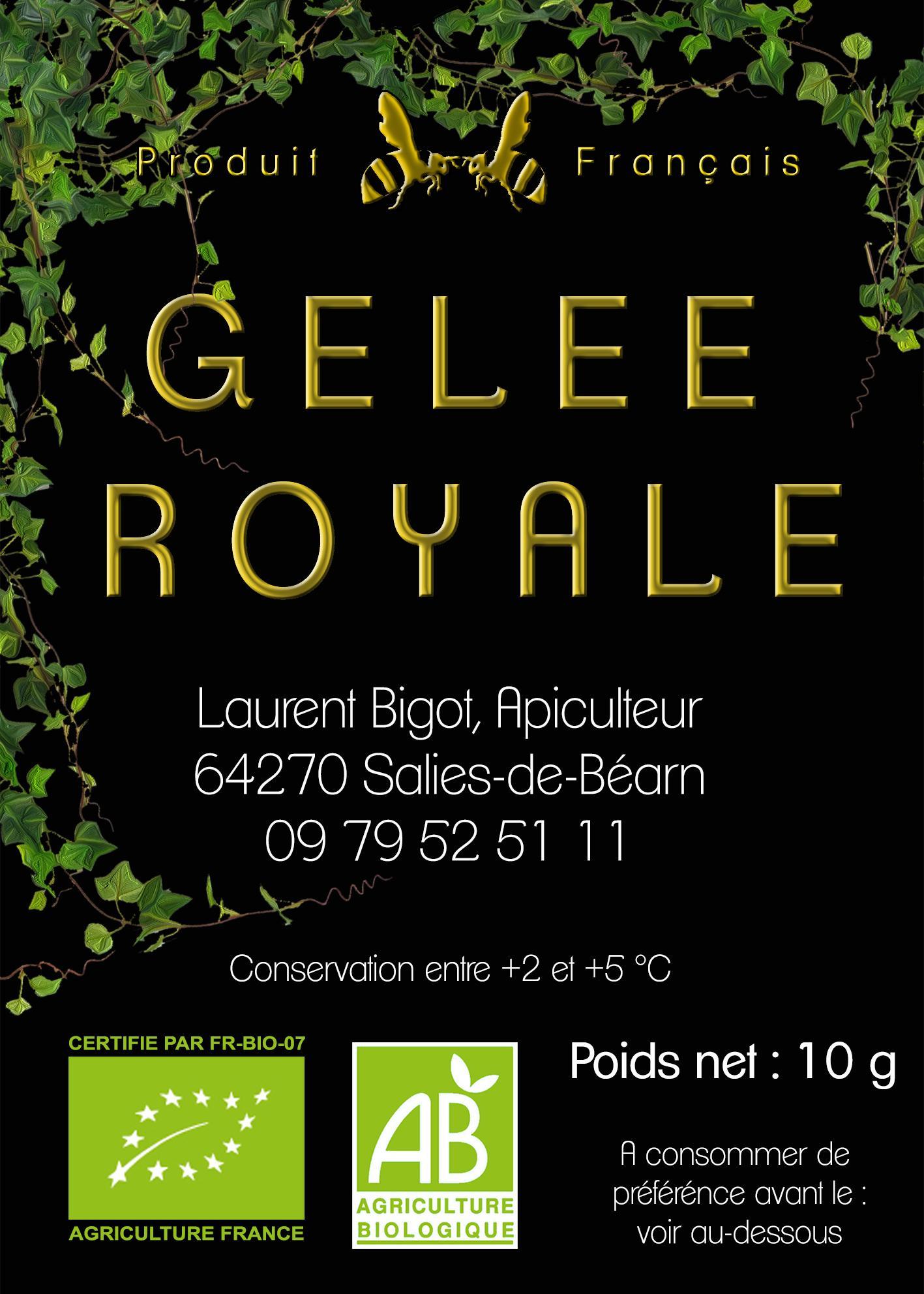 Gelée Royale 10g
