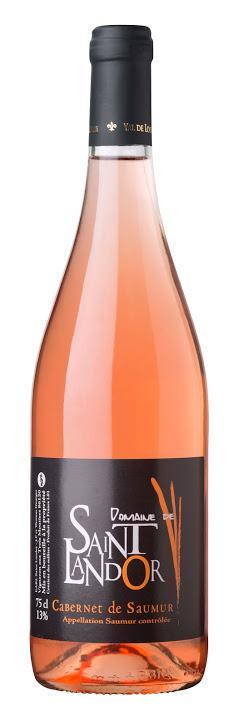 Saumur rosé, 4.10€