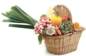 Panier bio 100% légumes Petit format