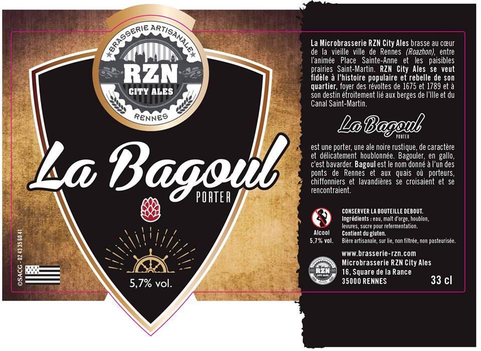 Bière La Bagoul