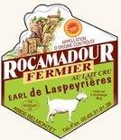 ROCAMADOUR FERMIER AU LAIT CRU -  AOP