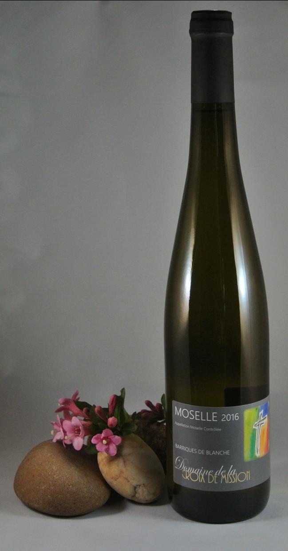 """Vin blanc """"Barriques de Blanche"""""""