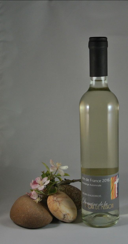 """Vin blanc moelleux """"Vendange Automnale"""""""