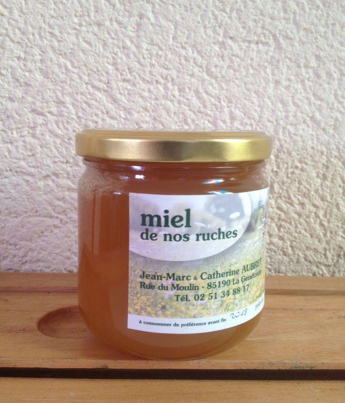 Miel de Prairie 1 kilo
