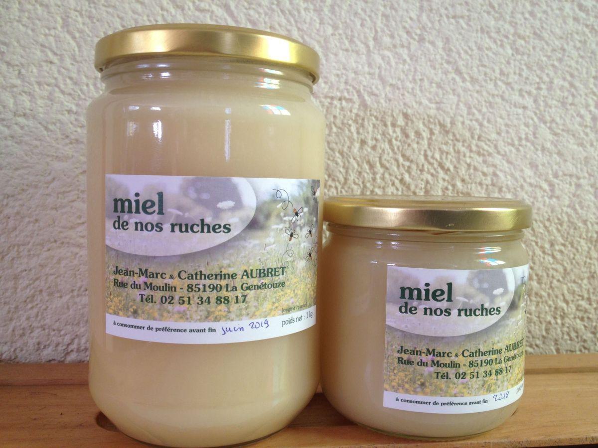 Miel de Colza 500 grammes