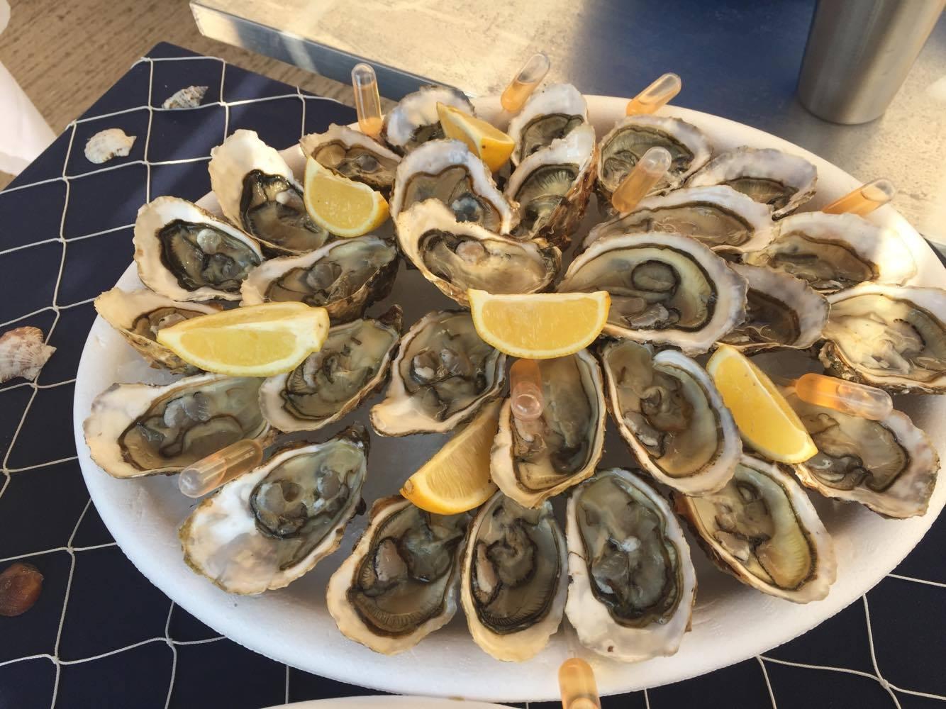 Huîtres de Thau n°2