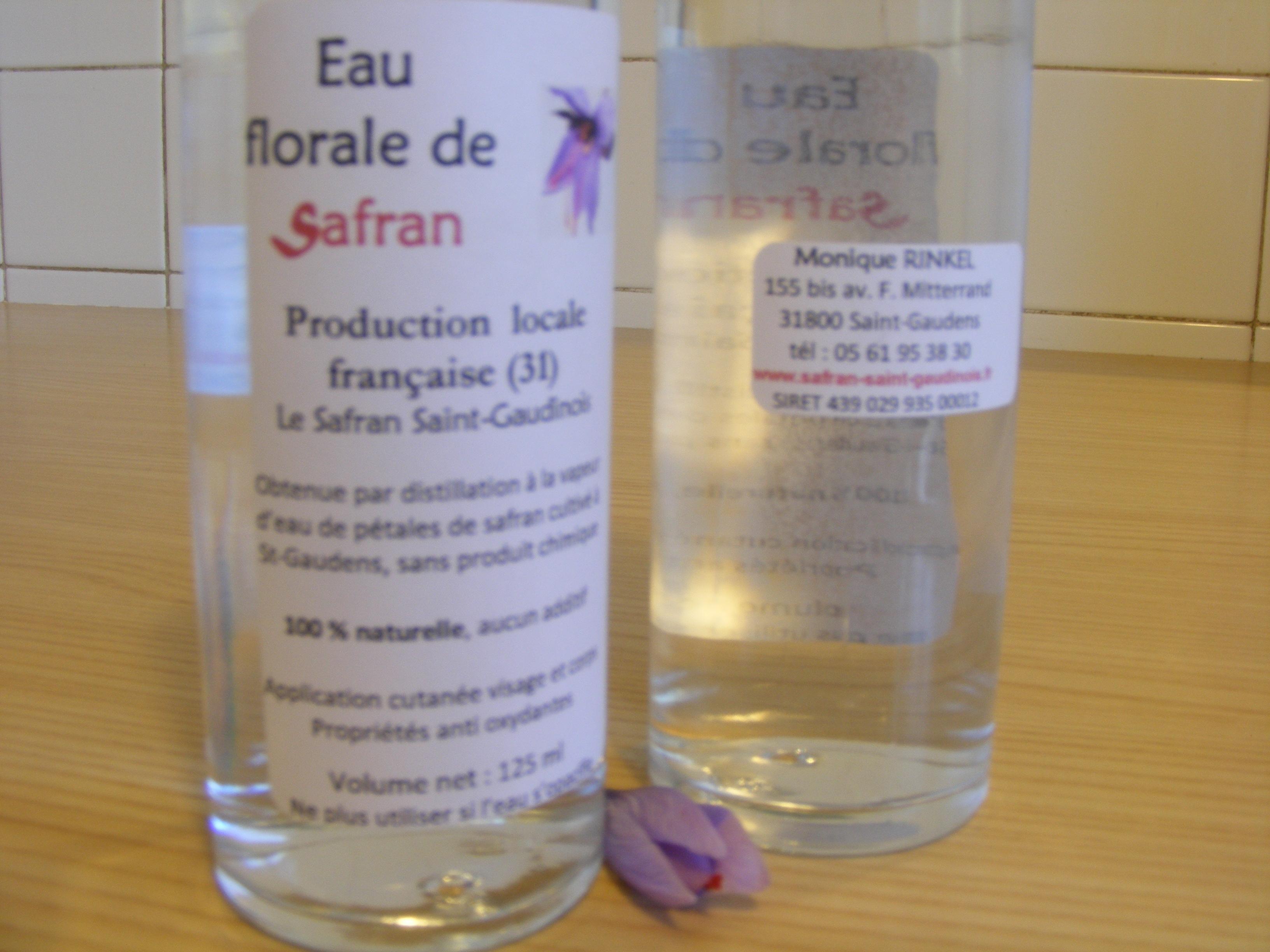 Eau Florale de Safran