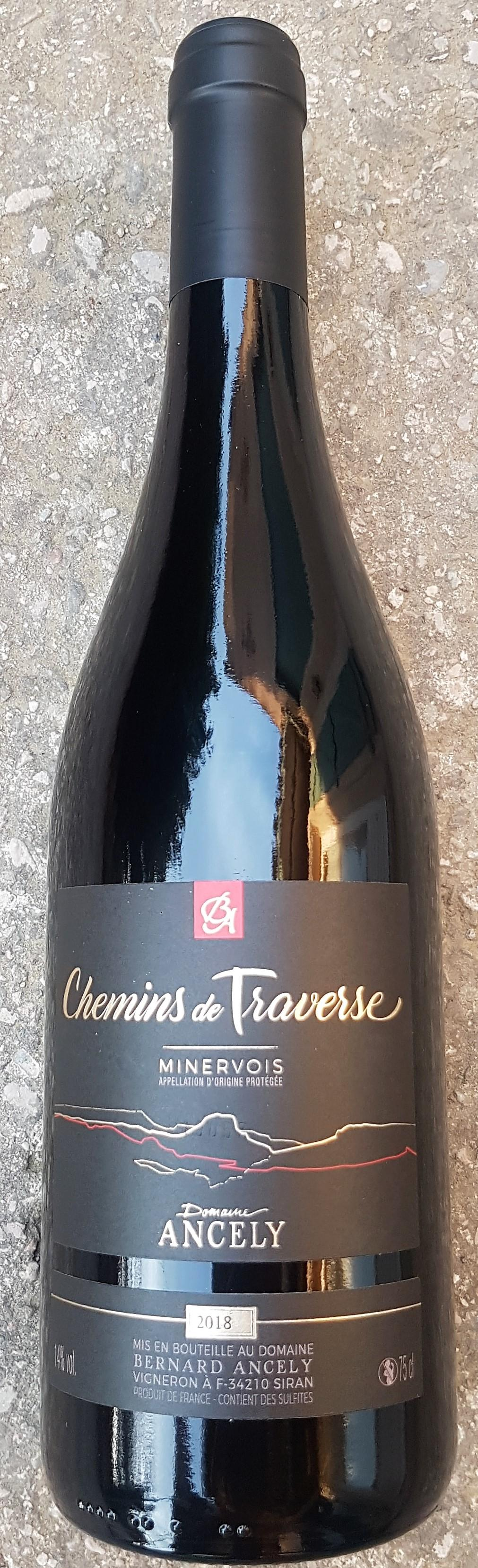MINERVOIS CHEMINS DE TRAVERSE