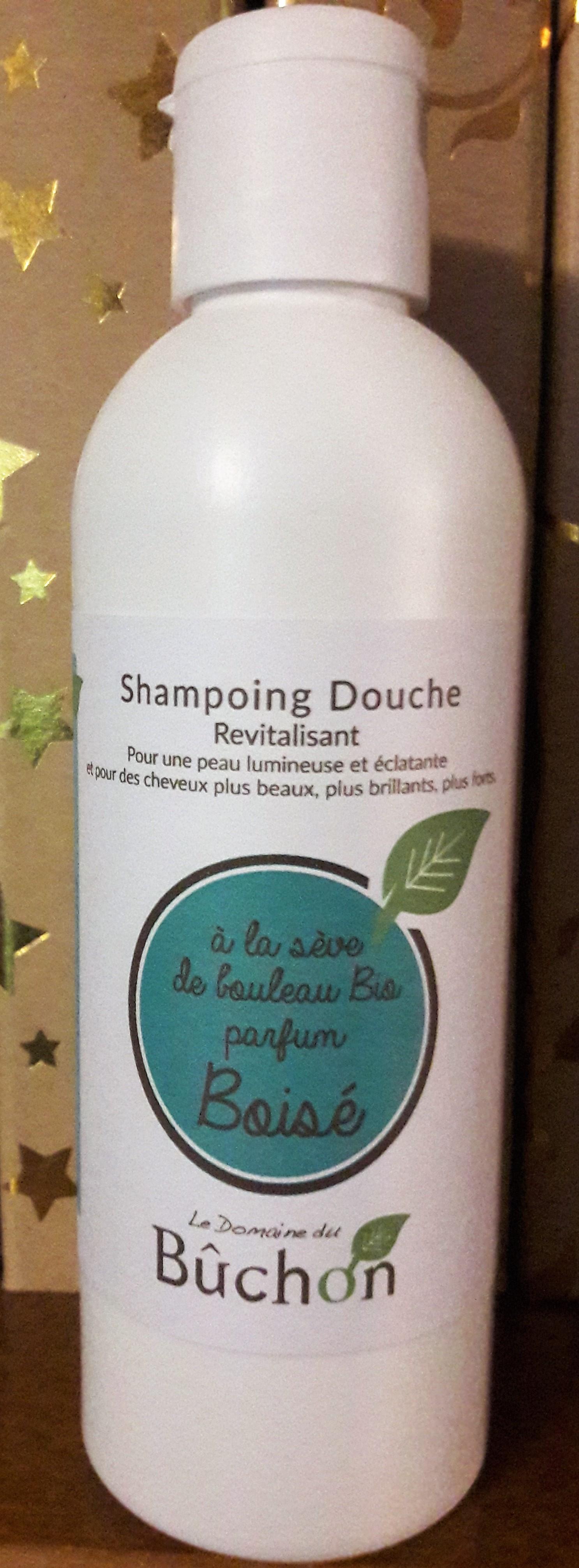 Shampoing-Douche à la sève de bouleau BIO
