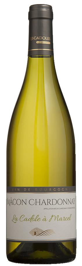 Mâcon Chardonnay La Cadole à Marcel