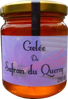 Gelée de safran 250 gr