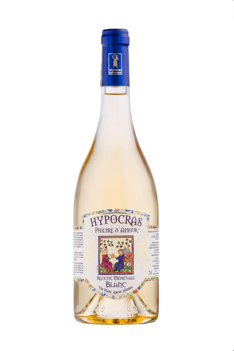 vin medieval hypocras blanc