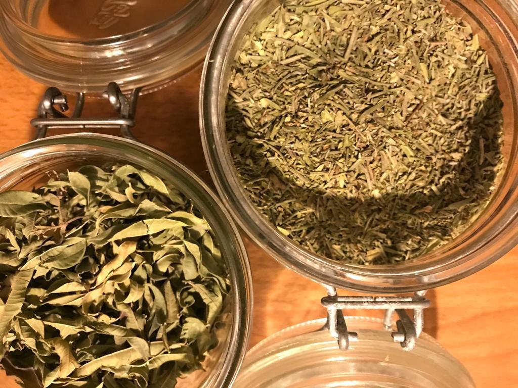 50g Herbes du Roussillon BIO et 50g Verveine odorante