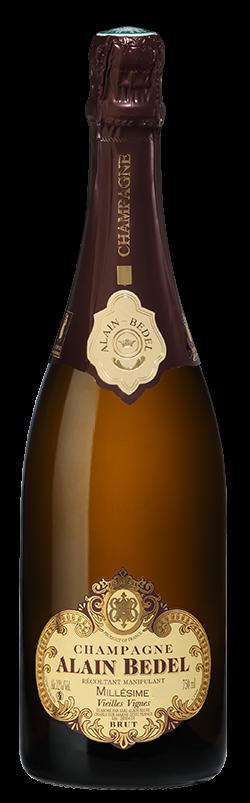 Champagne - Cuvée Vieilles Vignes Millésime 2013
