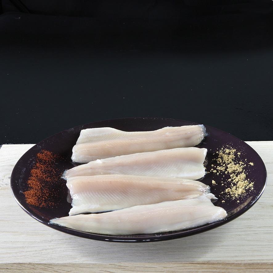 filets de truite fario