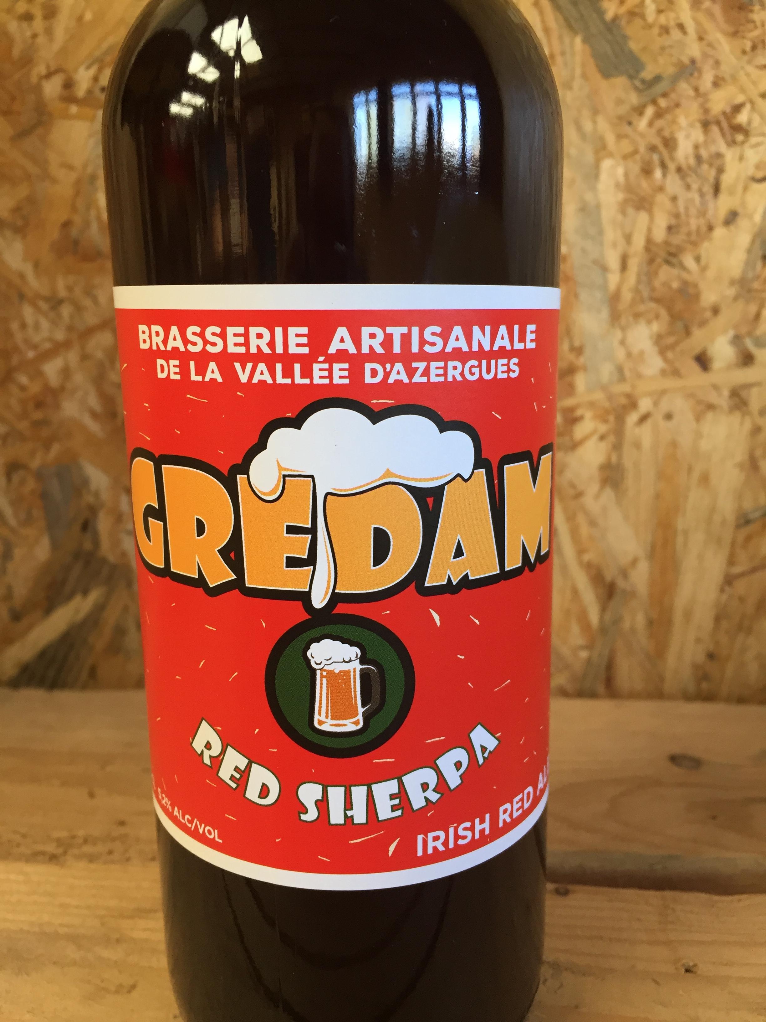Red Sherpa  Irish Red Ale