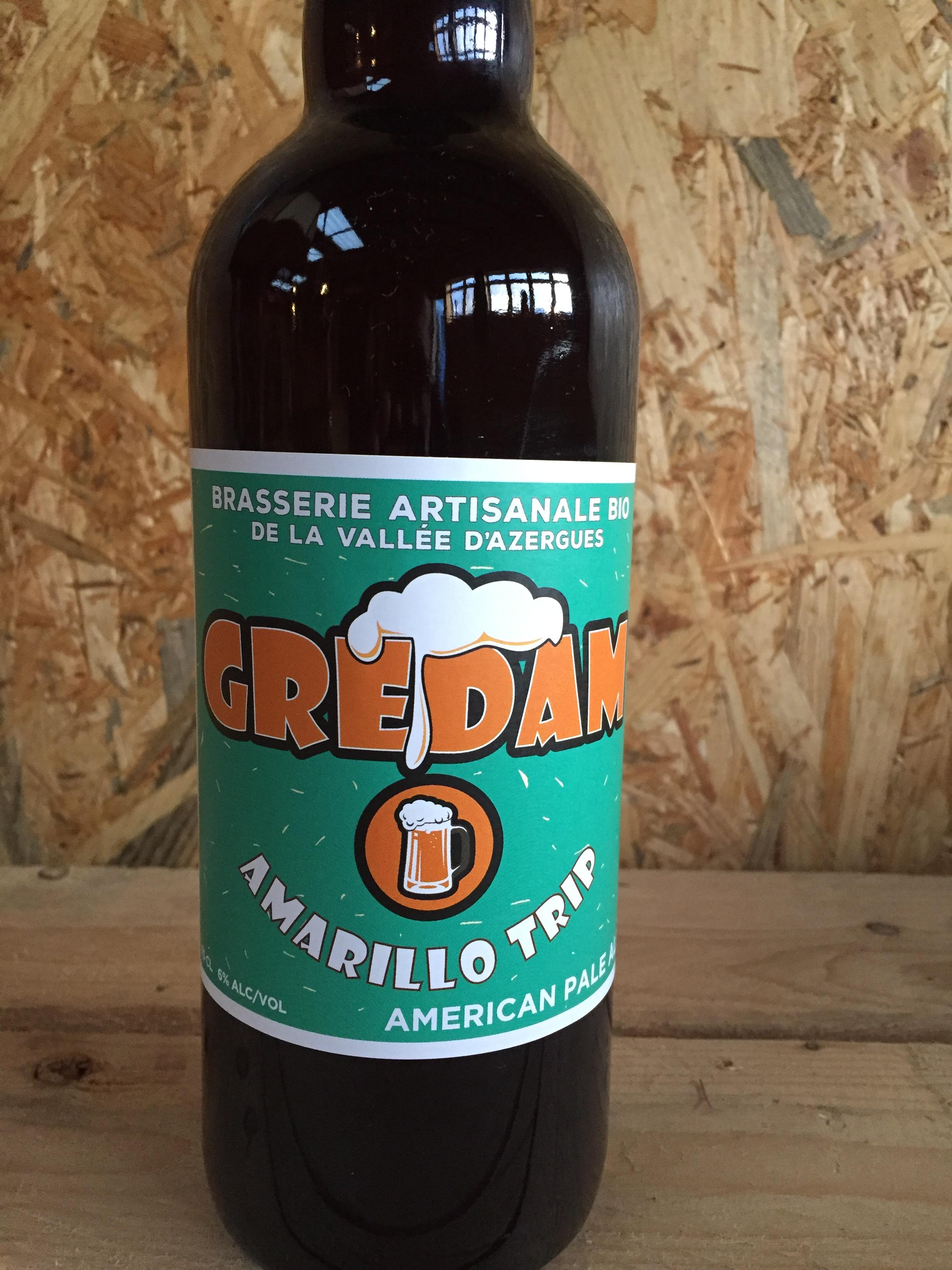 Amarillo Trip   American Pale Ale