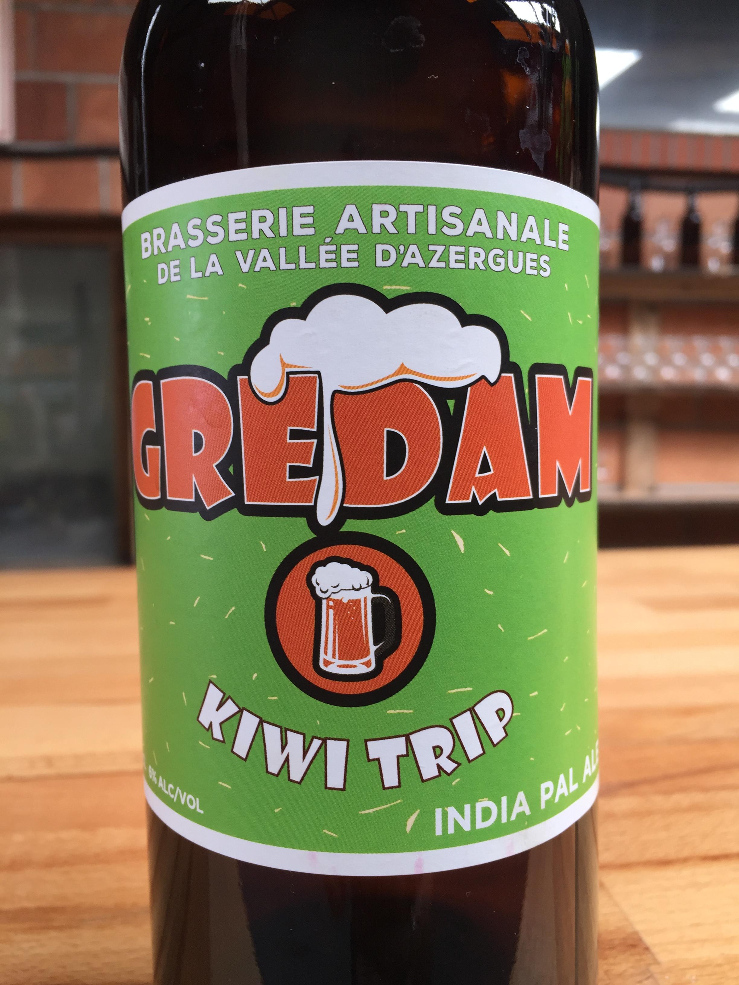 Kiwi Trip  India Pale Ale