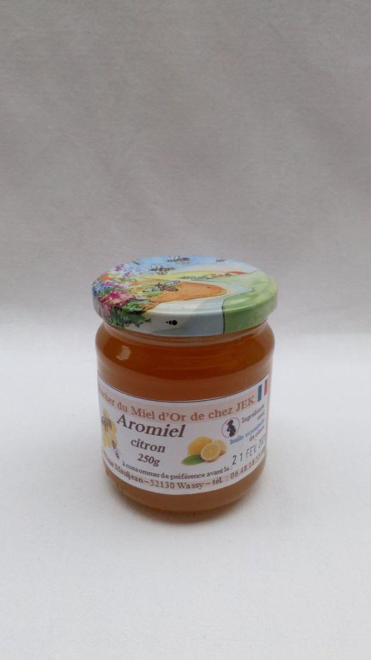 Aromiel citron