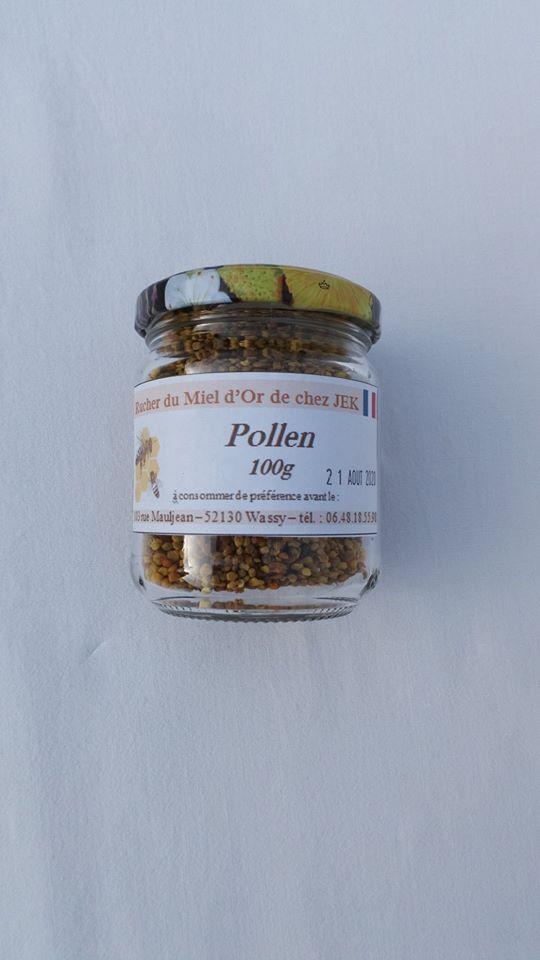 Pollen 100g