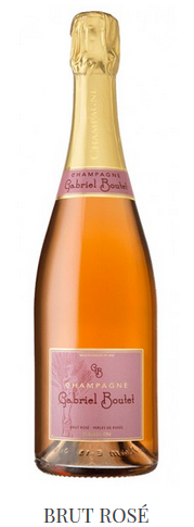 Champagne Rosé d'Assemblage 1er Cru