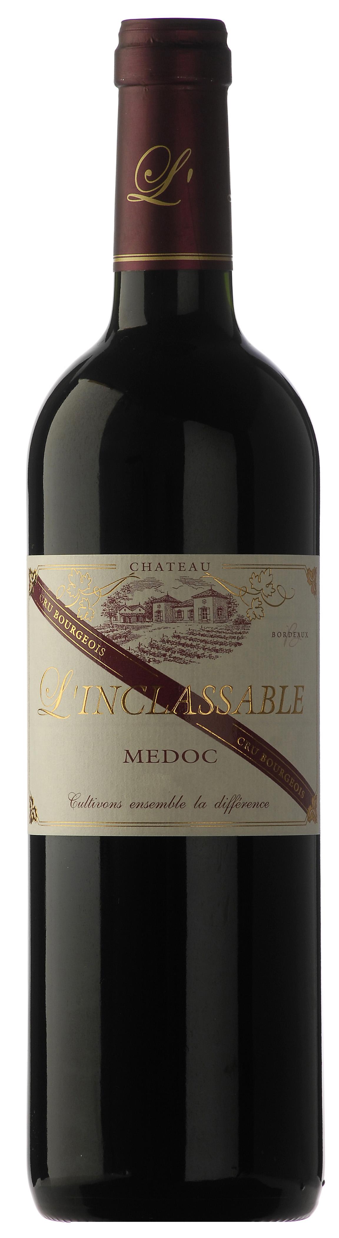 Château l'Inclassable 2012