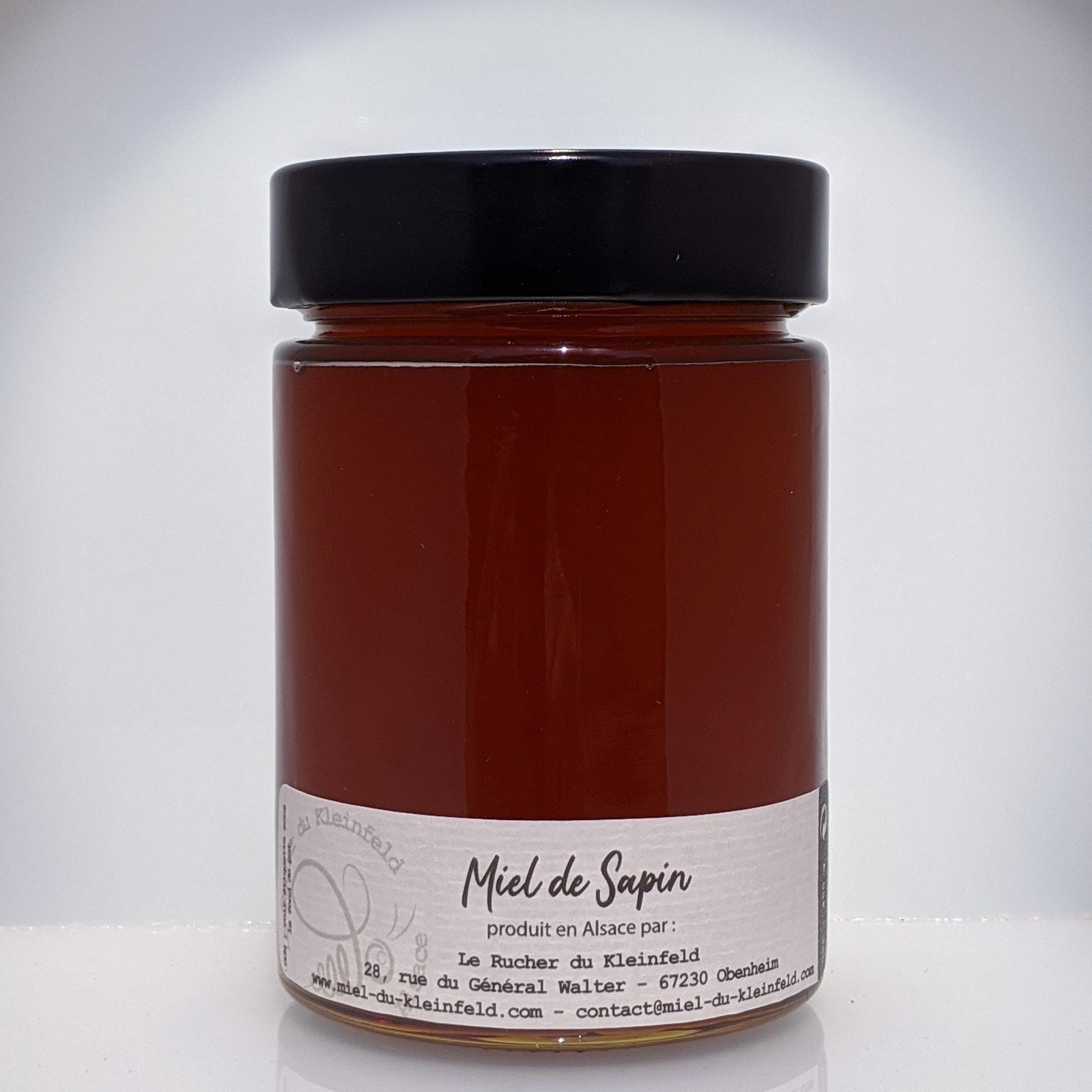 Miel de Sapin 450 g