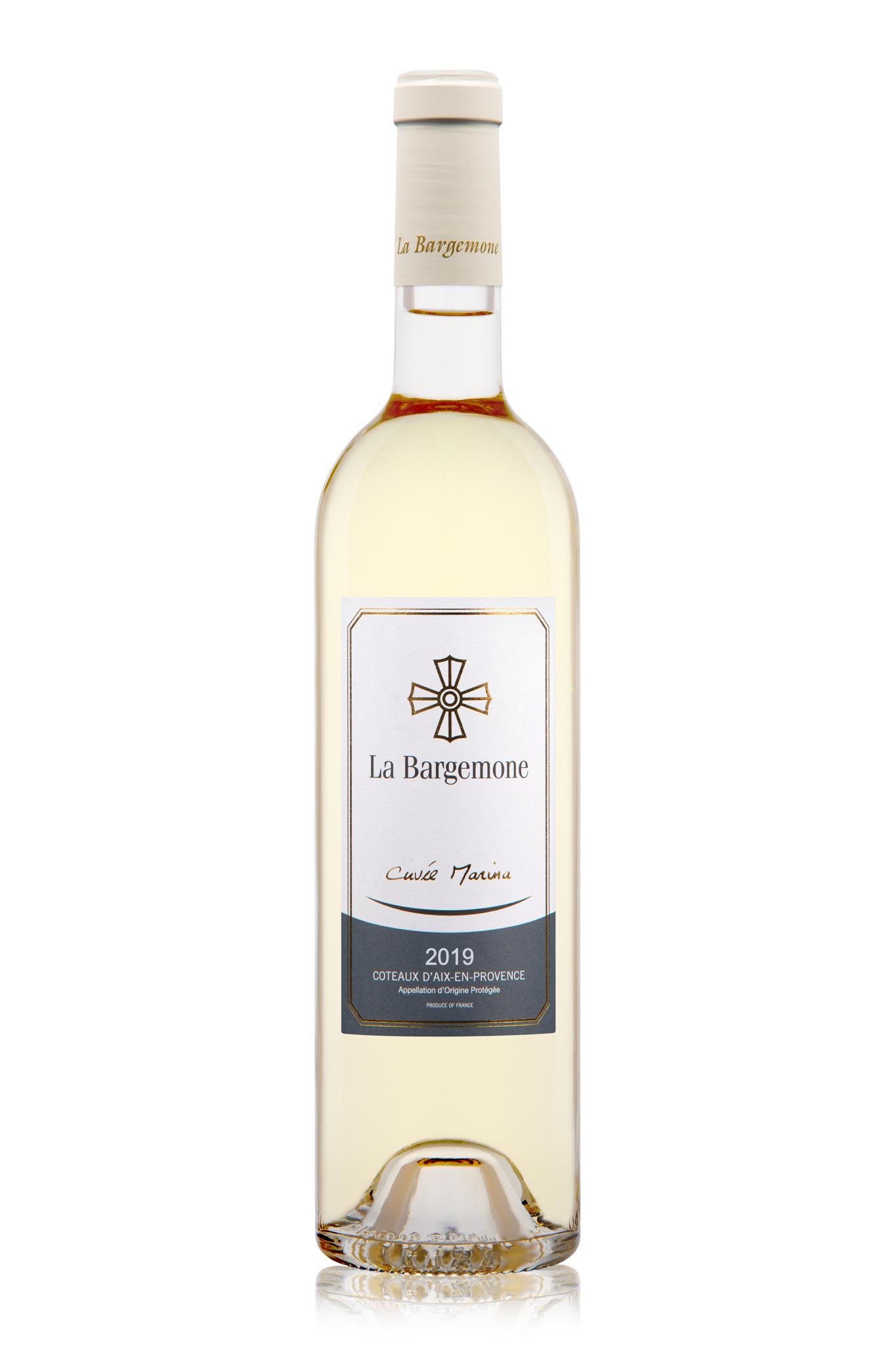 Cuvée Marina Blanc BIO 2019 - 75cl