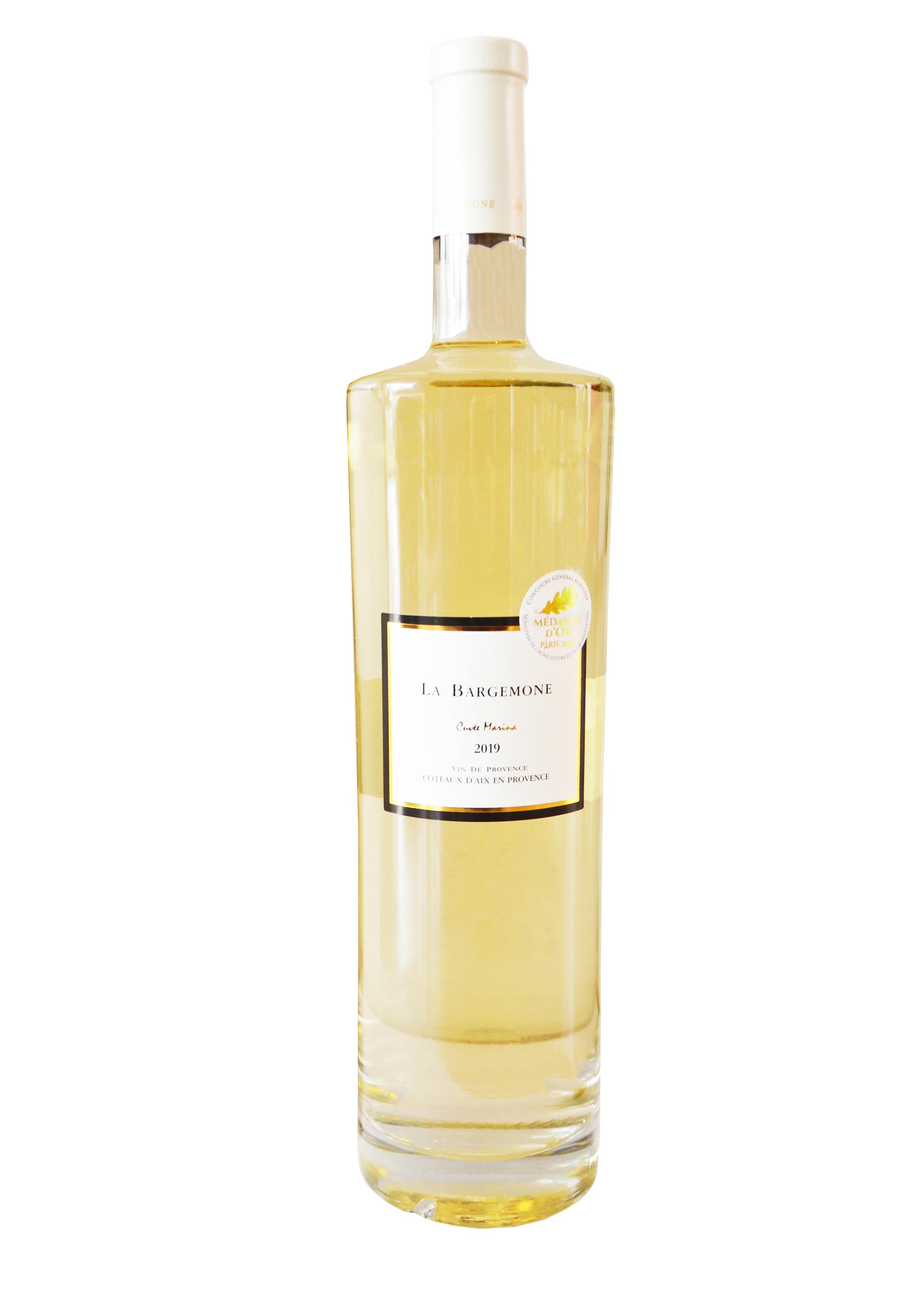 Cuvée Marina Blanc BIO 2019 - 150 cl