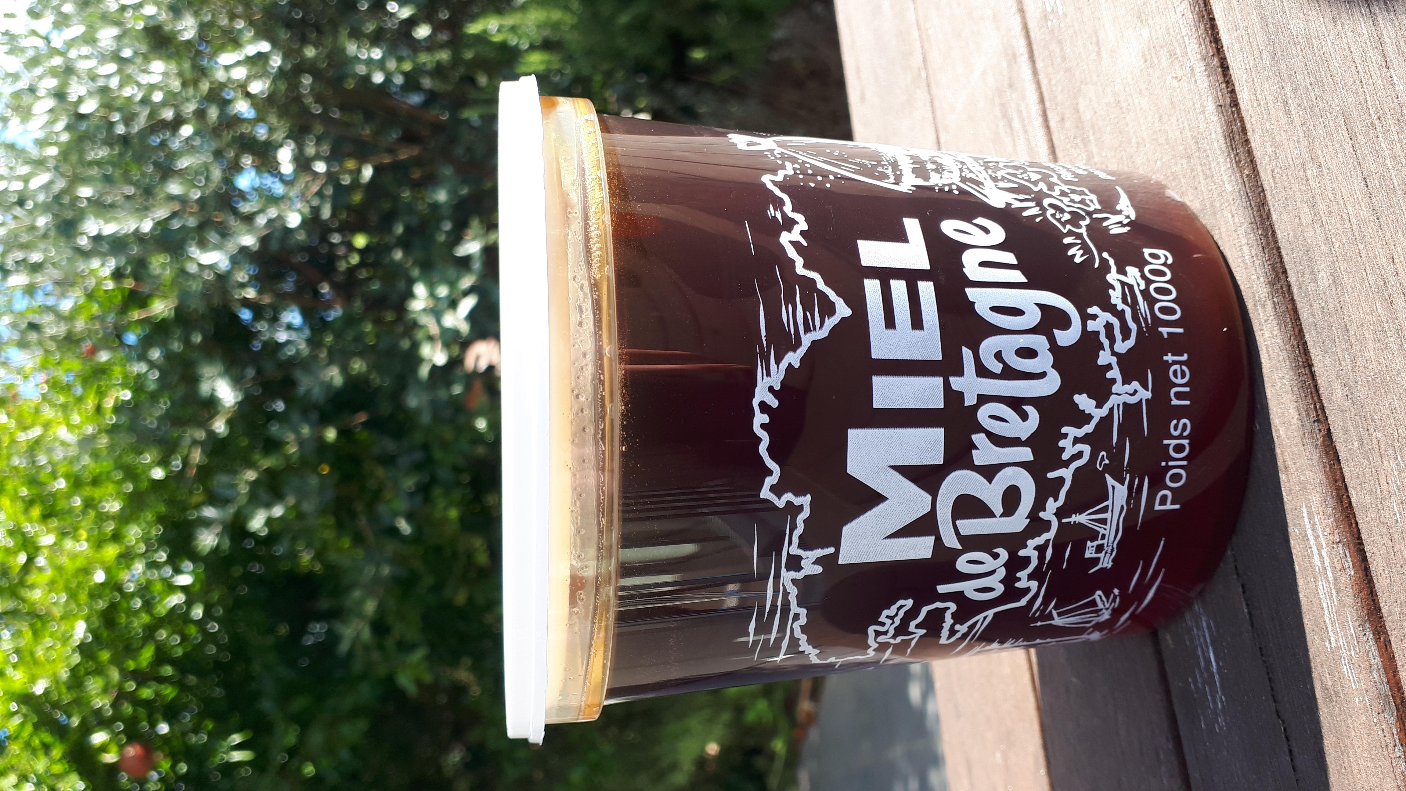 Miel Blé noir