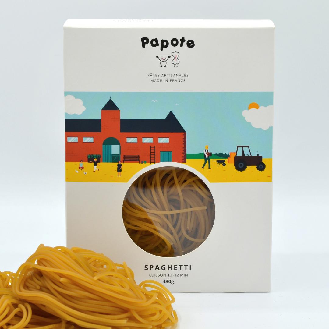 Spaghetti - Pâtes artisanales